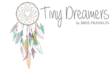 Tiny Dreamers by Bree | Sacramento Maternity, Newborn and Baby Photography logo